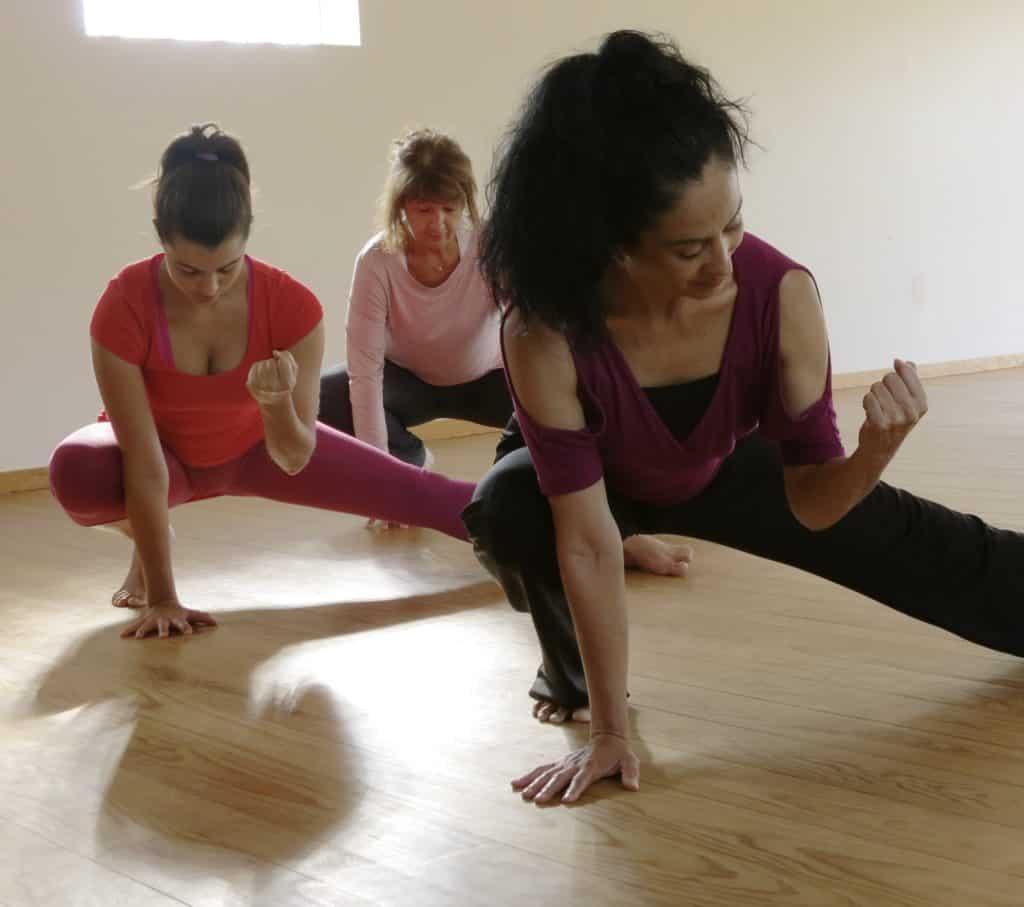 Périnée et Mouvement®, cours, Sarah Weider